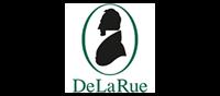 DeLaRue logo