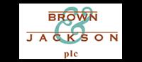 Brown & Jackson logo