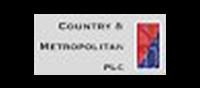 Country and Metropolitan logo