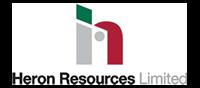 Heron Resources logo