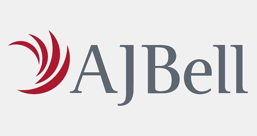AJ Bell grey background
